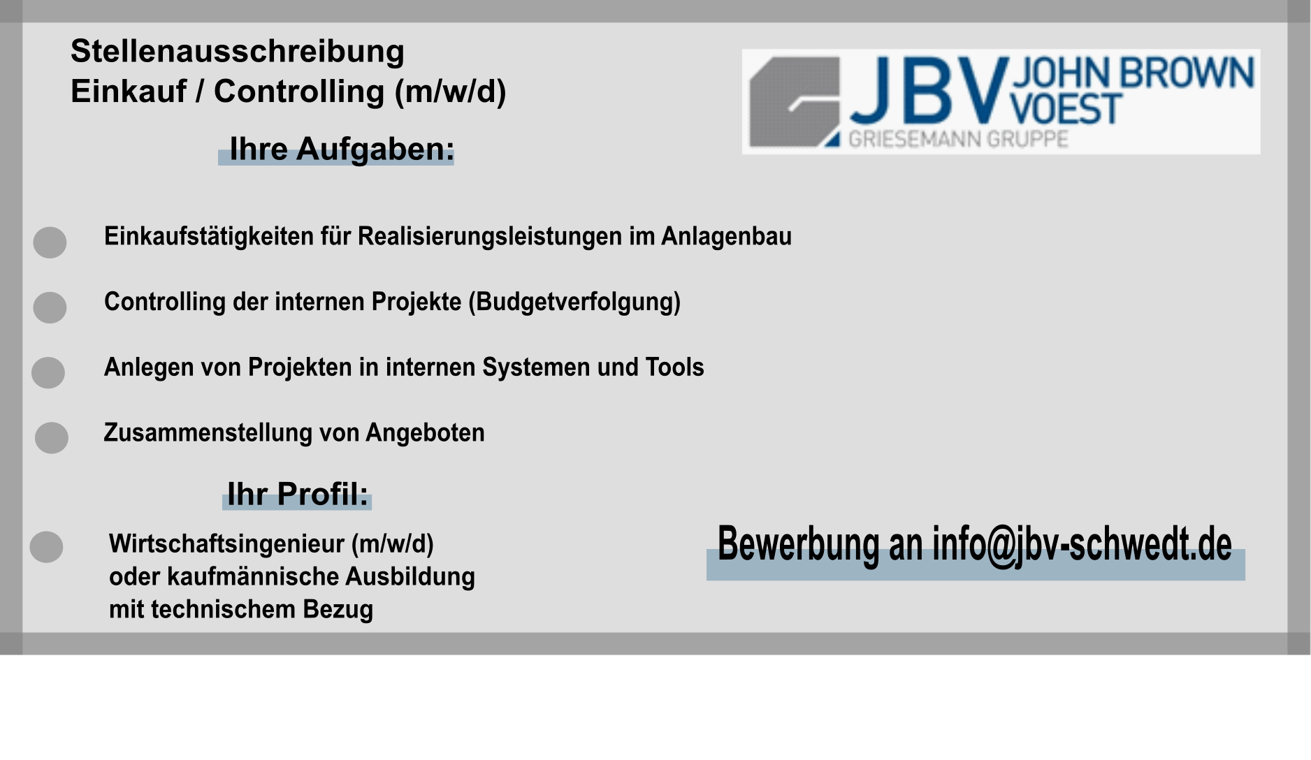 John Brown Voest GmbH