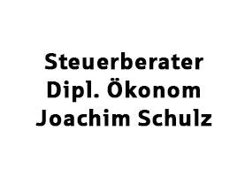 Steuerberater Dipl. Ökonom Joachim Schulz