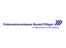 Fuhrunternehmen Bernd Plöger